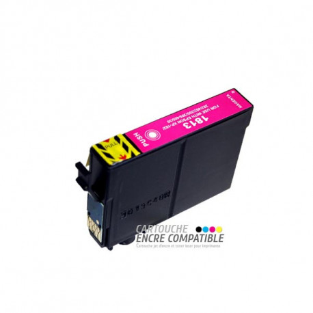Compatible Epson T1813 Magenta