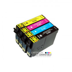 Compatible Epson T18 Pack