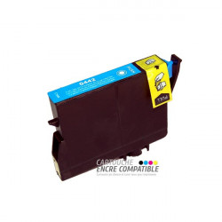 Compatible Epson T0442 Cyan