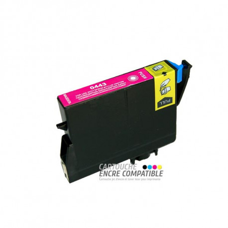 Compatible Epson T0443 Magenta