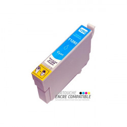 Compatible Epson T1292 Cyan
