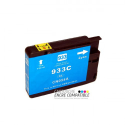 Compatible HP 933 XL Cyan