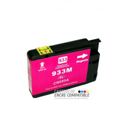 Compatible HP933XL Magenta