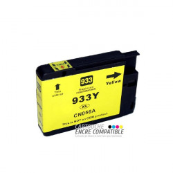 Compatible HP933XL Jaune