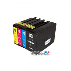 Compatible HP932-933XL Pack