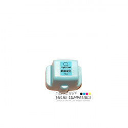 Compatible HP 363 Cyan Clair