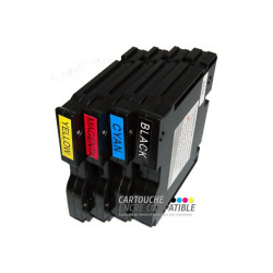 Compatible Ricoh GC41 Pack