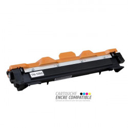 Compatible Brother TN1050 Negro