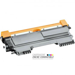 Toner Laser Compatible Brother TN2220 Noir