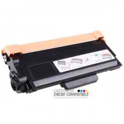 Compatible Brother TN3380 Negro