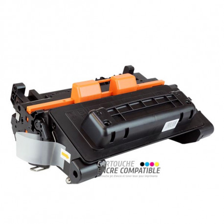 Toner Laser Compatible HP CE390A - 90A Noir