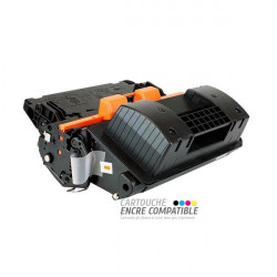 Toner Laser Compatible HP CE390X - 90X Noir