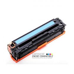 Toner Laser Compatible HP CB541A - 125A Cyan