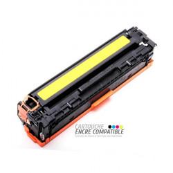 Toner Laser Compatible HP CB542A - 125A Jaune