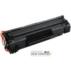 Toner Laser Compatible HP CE285A - 85A Noir