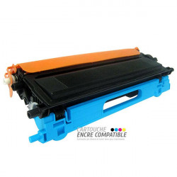 Toner Laser Compatible Brother TN135 Cyan