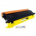 Compatible Brother TN135 Jaune