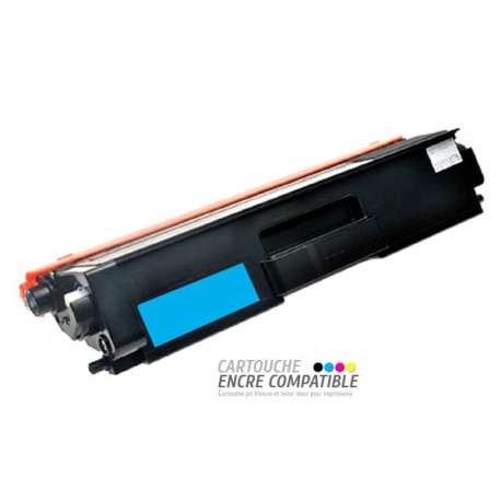 Toner Laser Compatible Brother TN325 Cyan
