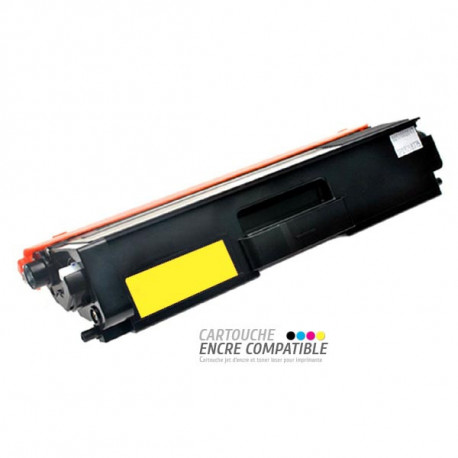 Toner Laser Compatible Brother TN325 Jaune