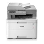 Brother DCP-L3550CDW Imprimante Multifonction 3 en 1 Laser