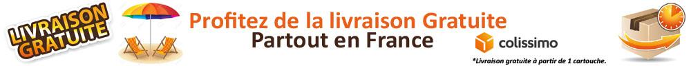 Livraison Gratuite pour toute la France